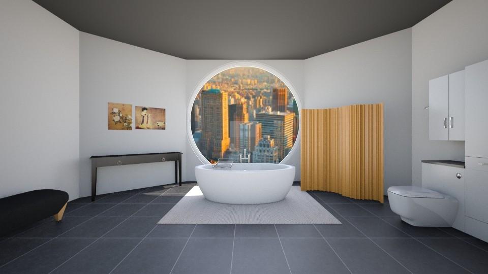 Bathroom 1 - Bathroom - by kylathemermaid