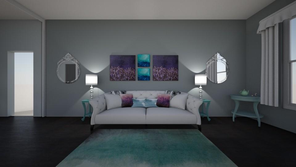 room - Living room - by MarlanaWellman