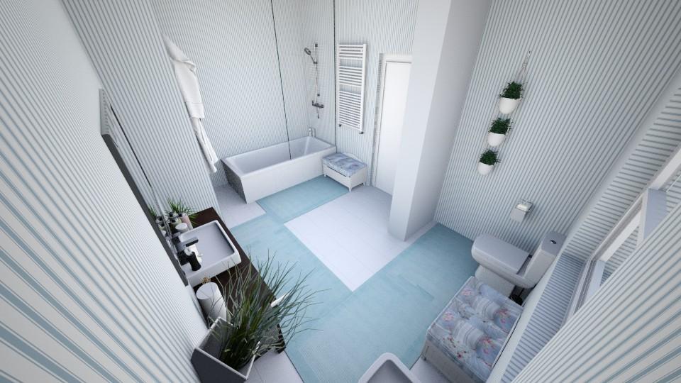 Boy Bath - Modern - Bathroom - by AnaCatarina