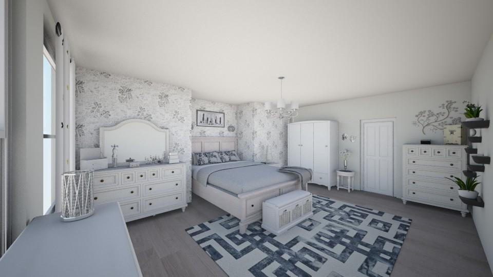 Bedroom - Bedroom - by Shelley_1
