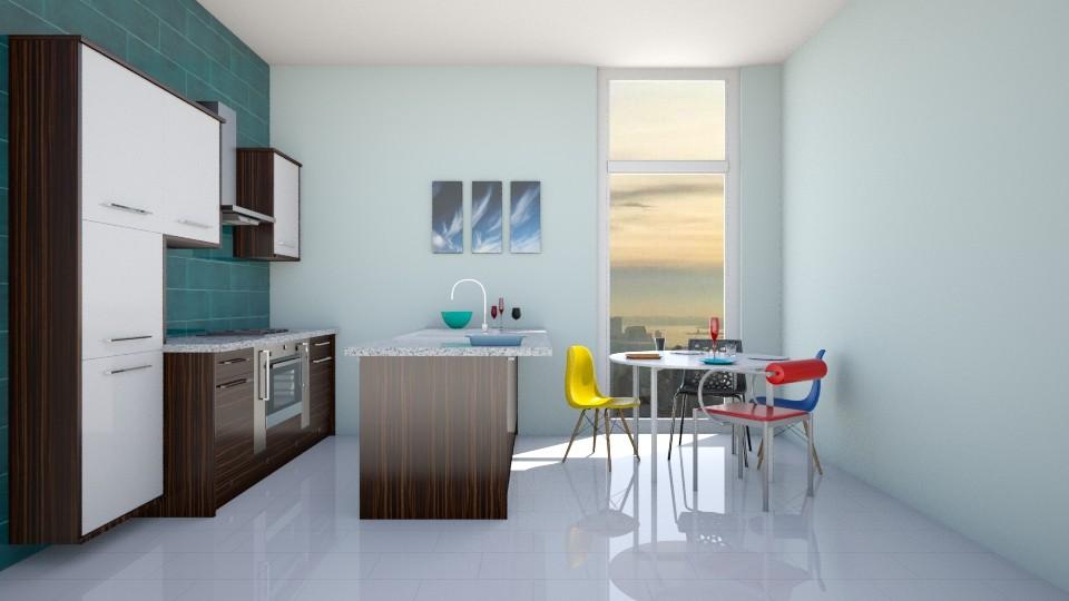 Kitchen - Kitchen - by CatLover0110