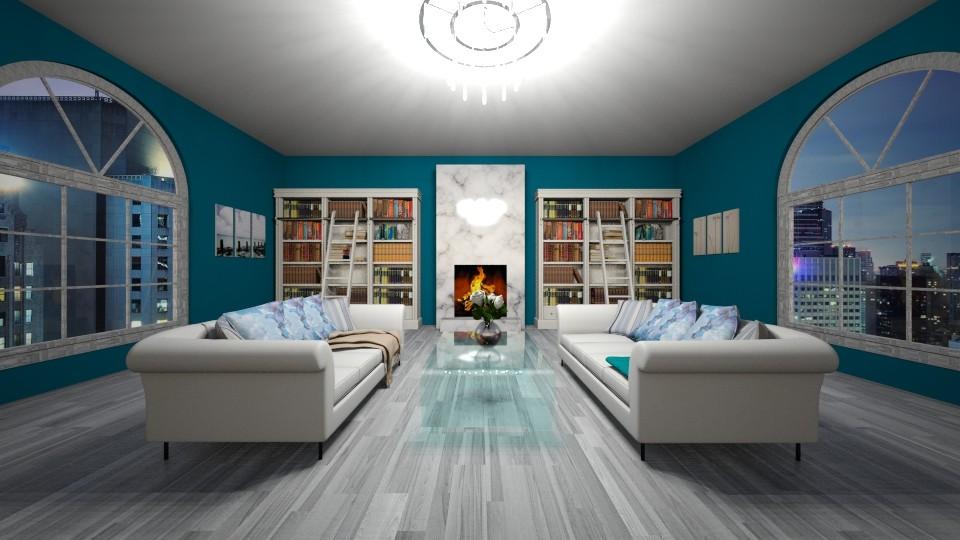 ghfj - Living room - by Mia Lis