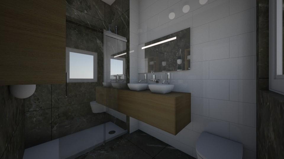 bano eskalantegui - Bathroom - by martaglop