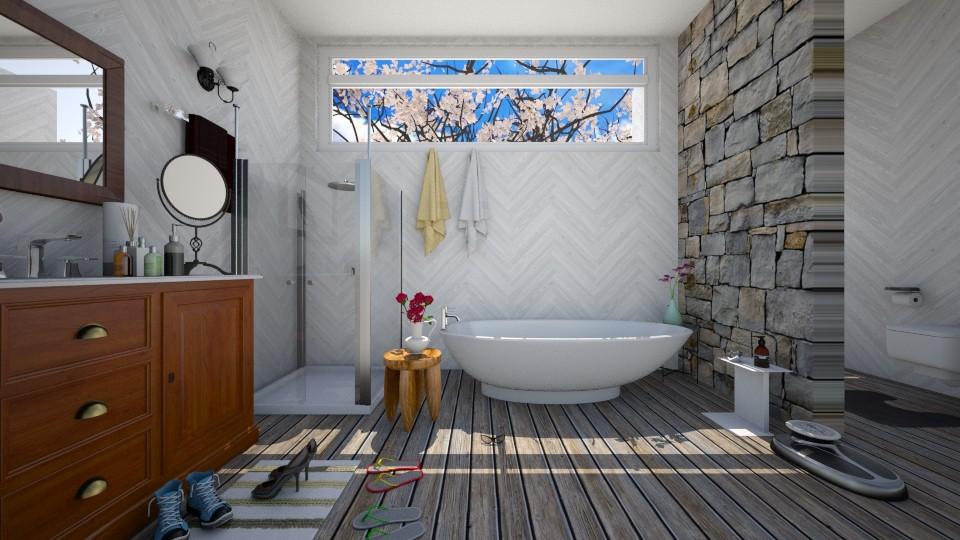 B4 - Bathroom - by Stela Joana_99