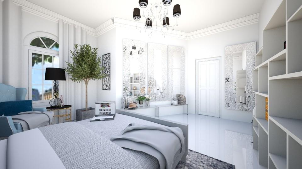 bedroom - Bedroom - by Anastasia Grishka