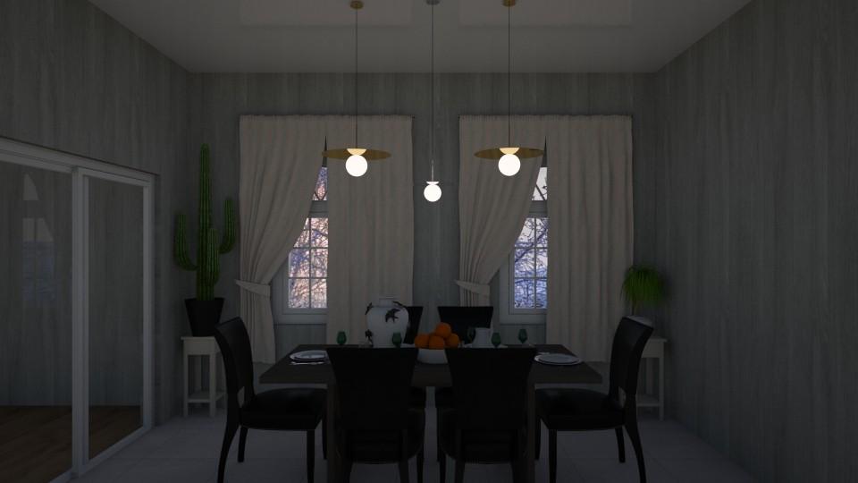 dining room - Dining room - by Vika100