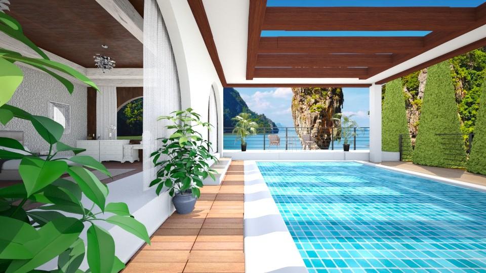 Thai resort 2 - by TanjaaS