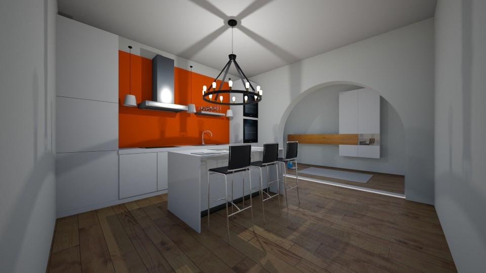 kitchen - by belly bel bel
