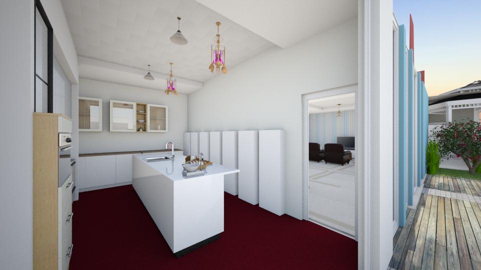 My dream - Kitchen - by Yulita Riauwaty