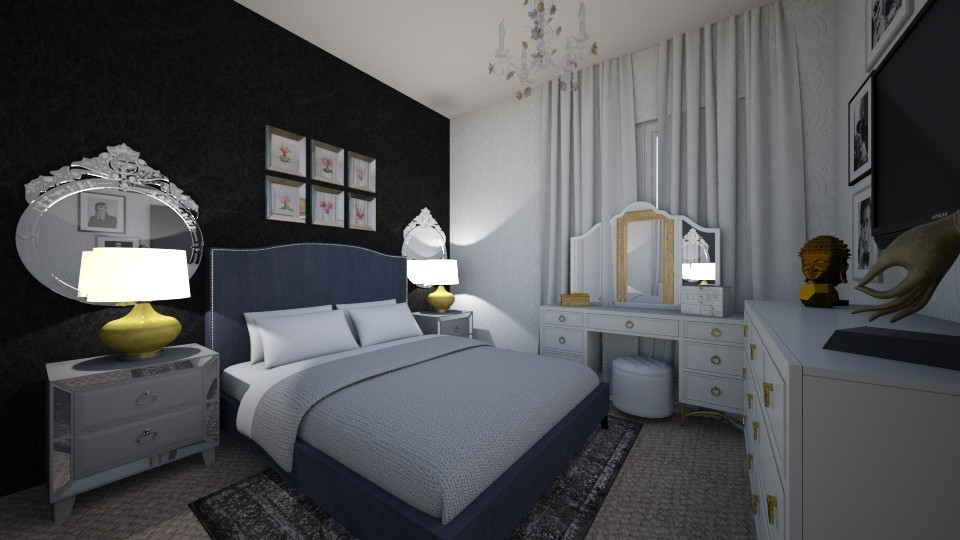 Avalon Master Bedroom - Bedroom - by ndagher