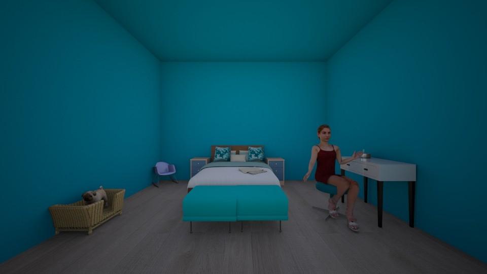 my blue room - by jmeyer2x4