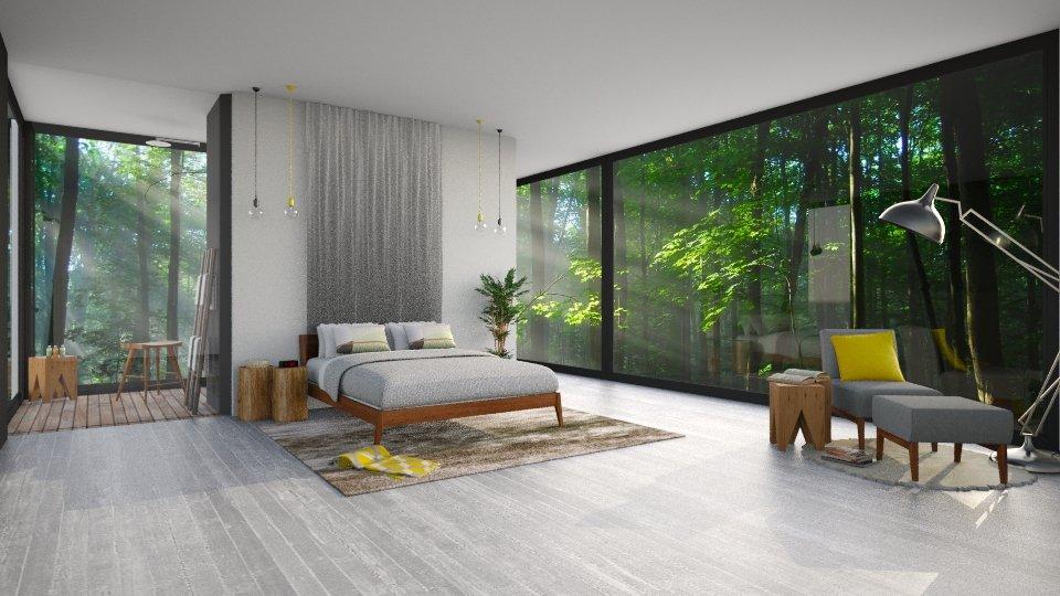 Fresh Modern Bed Design - Modern - Bedroom  - by Ryan_22_
