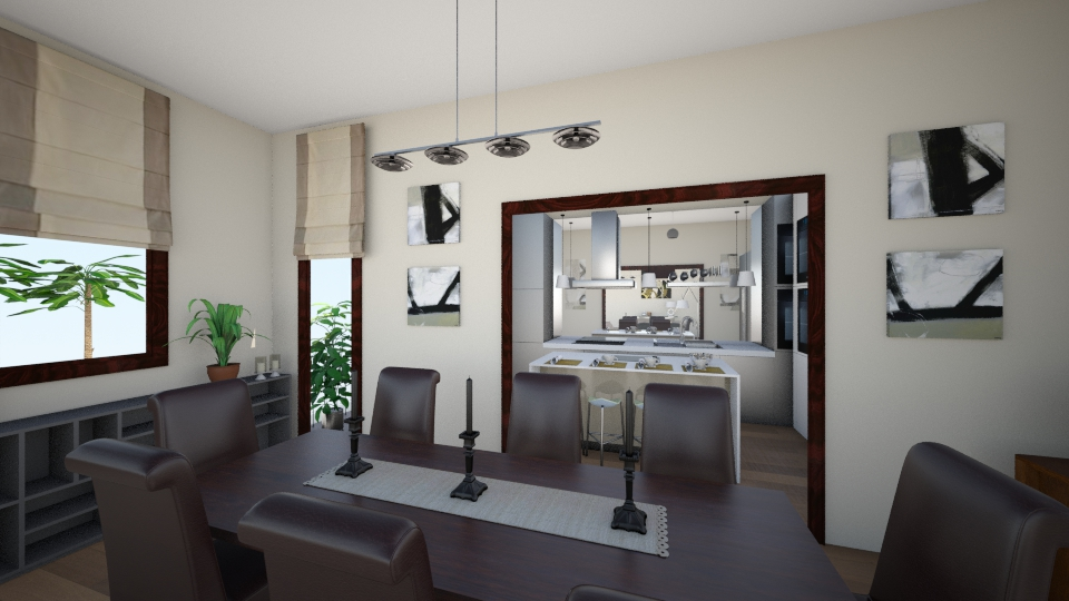 florence kitchen - Modern - Living room - by gloria marietti