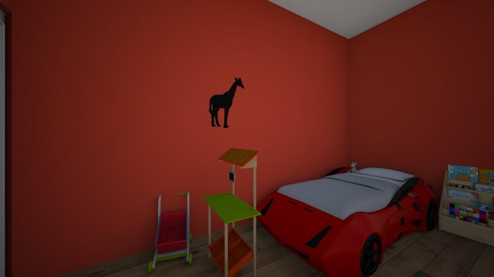 1005 - Kids room - by LeLebear