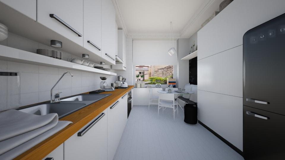 kitchen - Kitchen - by annasig