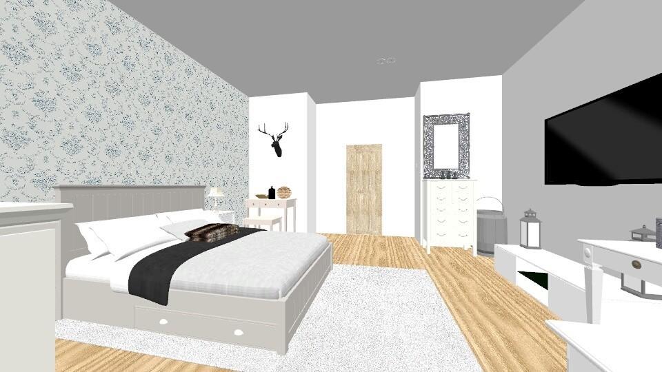 Sleeping room Dante - Bedroom - by Dantevandenabeele