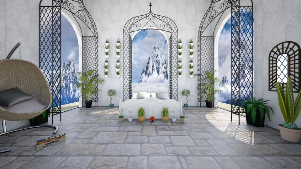 Leura - Bedroom - by Cairalacas