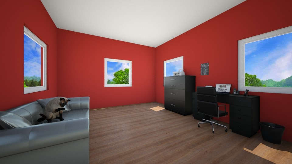 Home Office - Office  - by VibrantSplash