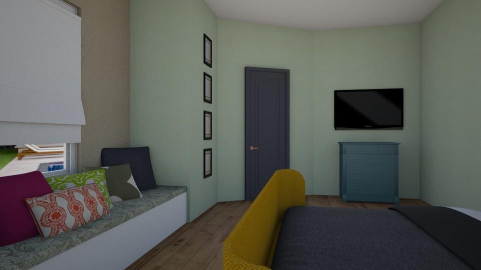 bedroom pt 2 - by darwms