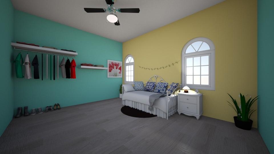 Boho Room - by brookwilliam