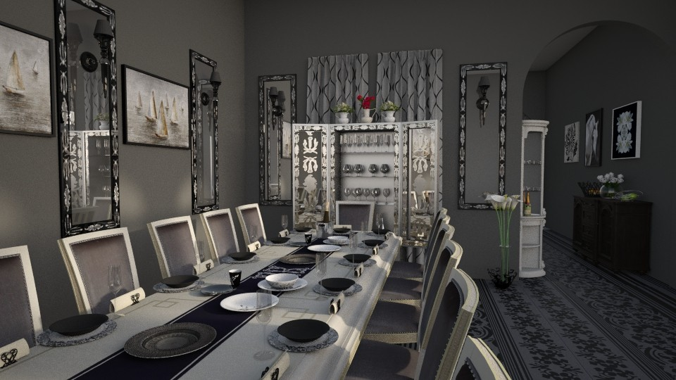 goth dine - by harshada samant