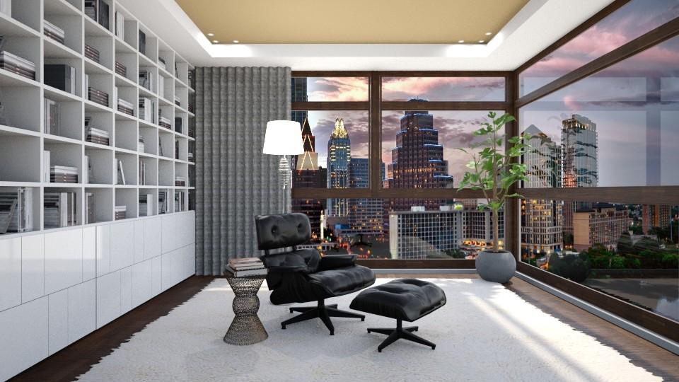 Austin View Reading Room - by LadyVegas08