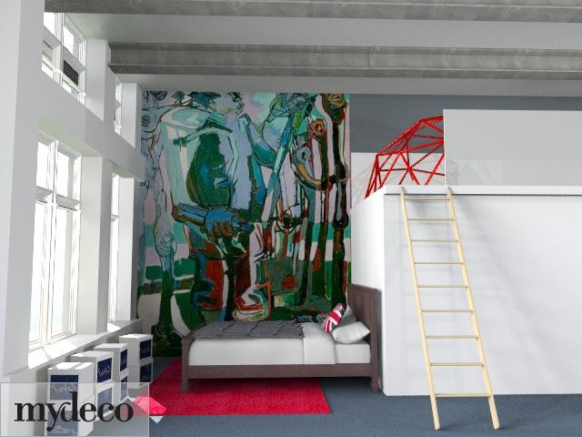 Future social climber (under £800). - Modern - Kids room  - by overtherainbow