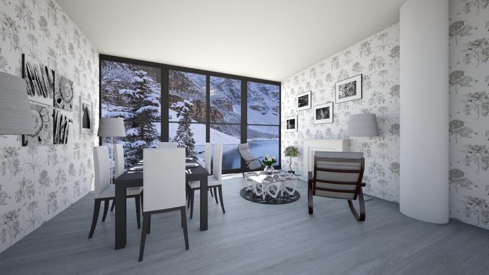 nmdf - Living room - by Mia Lis