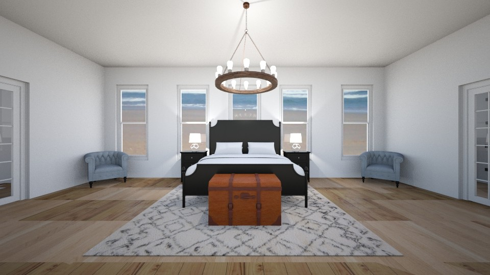 MASTER SUITE - Rustic - Bedroom - by WPM0825