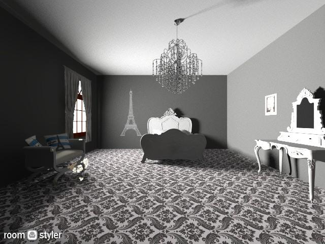 paris - by marlie1231