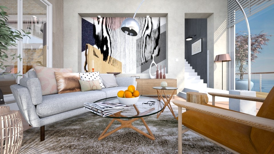 Pandora - Modern - Living room  - by Artichoses