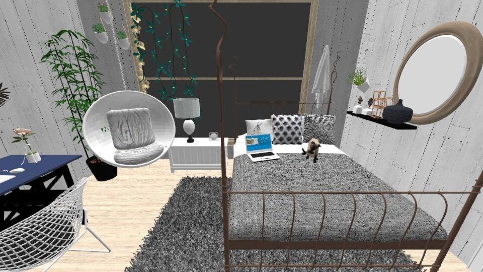 Teen Room - Bedroom  - by Tamar_