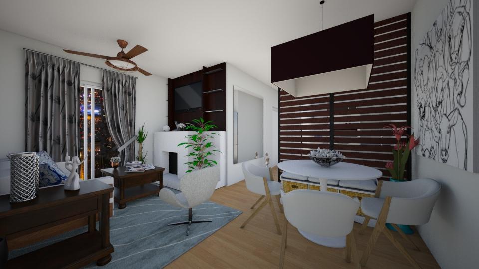 living - Living room  - by Tainaraa