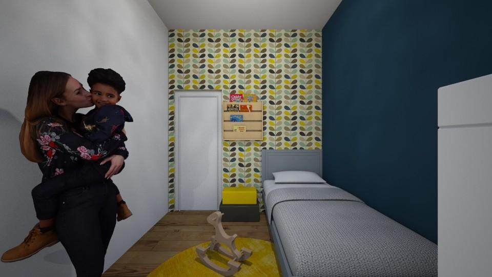 Kid playroom 1 - Kids room - by Keinat9