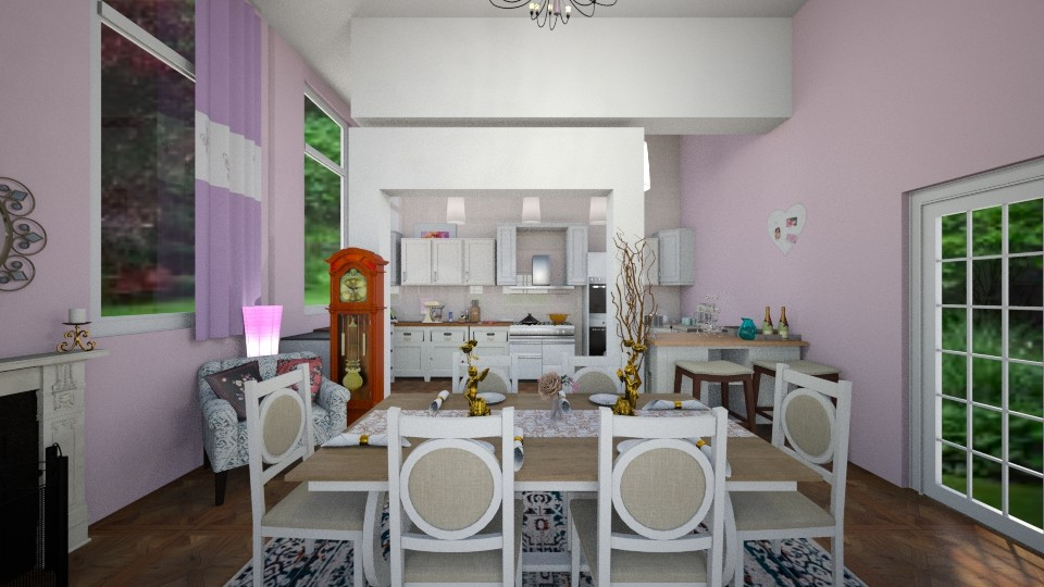 my favourite kitchen - by Lolo Loves Interior Design