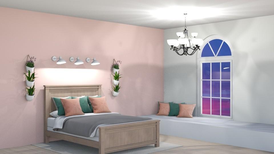 Dawn - Bedroom  - by Itsjustme1