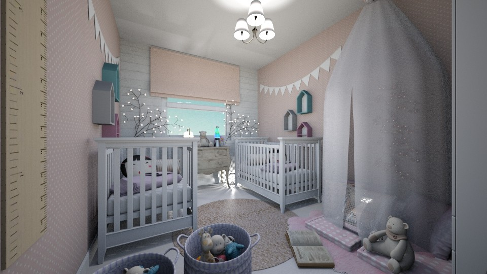 De Seantrabh Niamh - Kids room - by r_okoko20