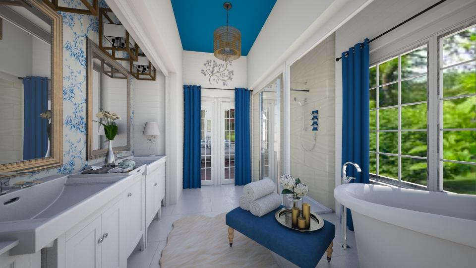 bath 4 - Bathroom - by tiffmonaee