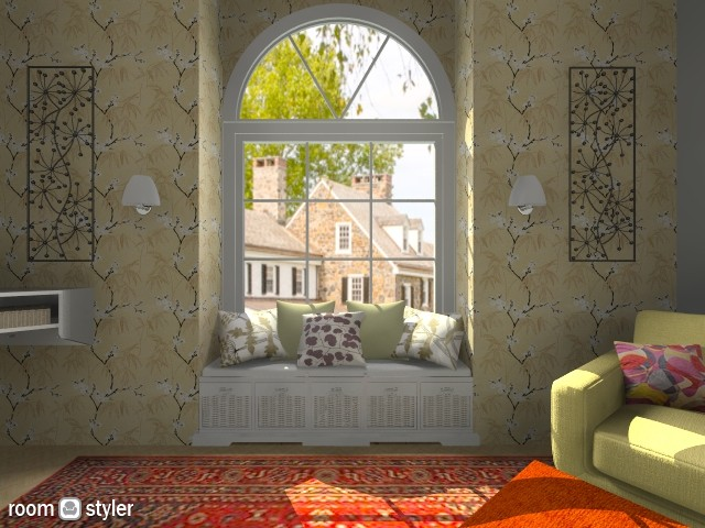 window seat - by Oftheyear18