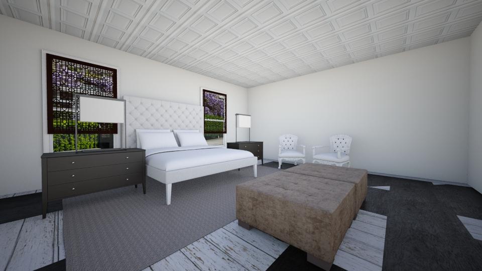 Master Designer - Modern - Bedroom - by Ana Mercedes