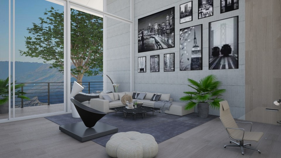 Naturale - Living room - by yimmia