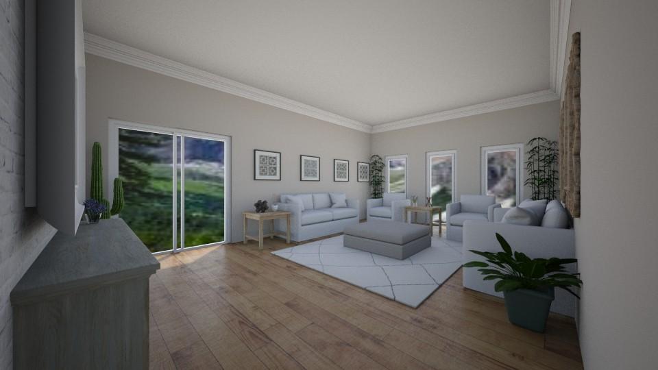 lb - Living room - by dena15