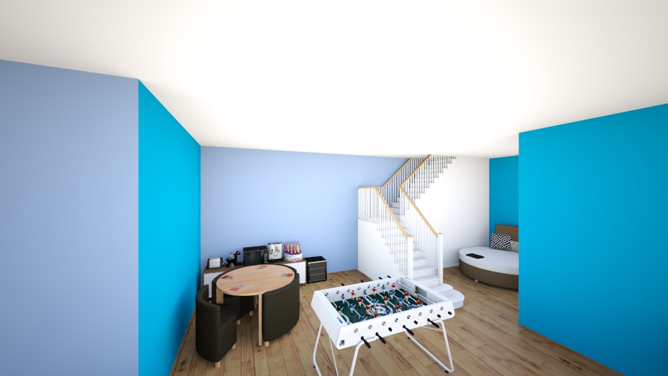 boys room - Bedroom - by josierobsonxx
