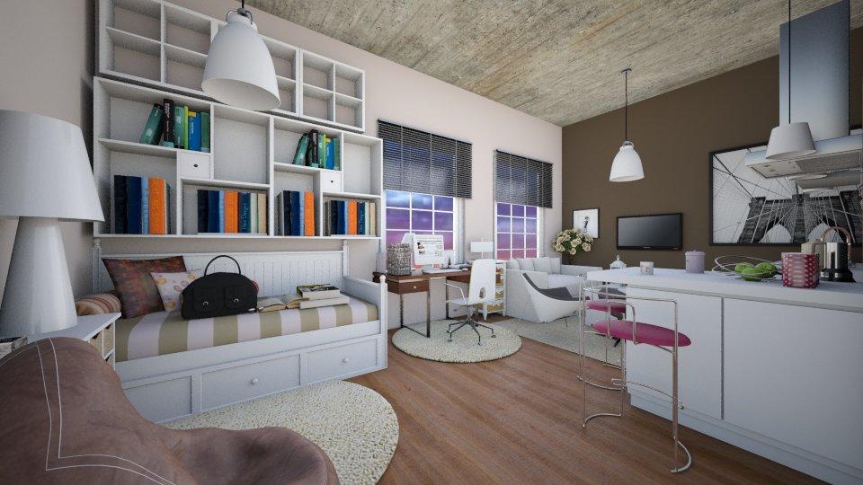 Studio for student - by Mihailovikj Mimi