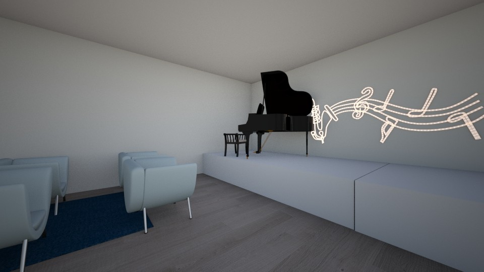 Erics Piano Concert Room - by Star98
