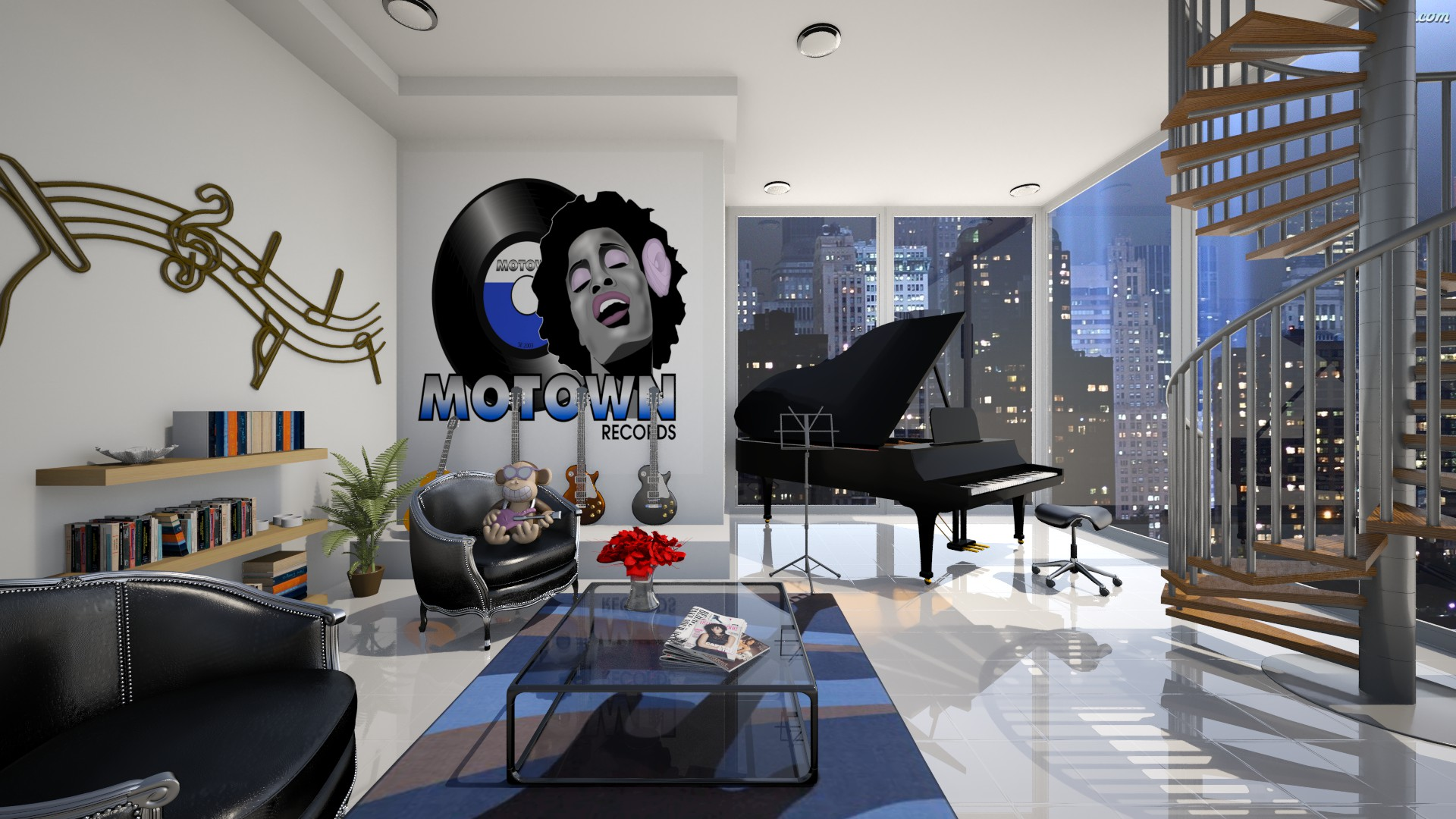 motown - by neide oliveira