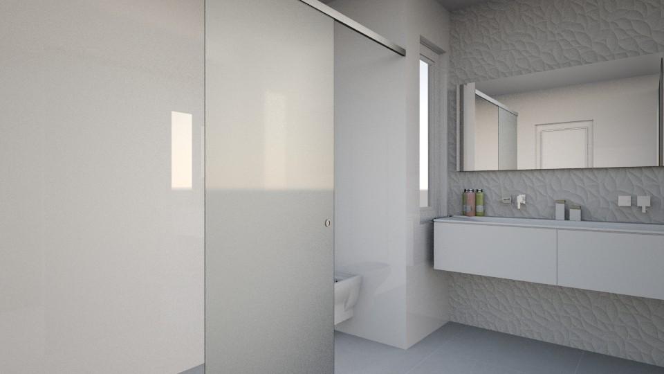 Kupaonica_1 - Bathroom - by hstrmo