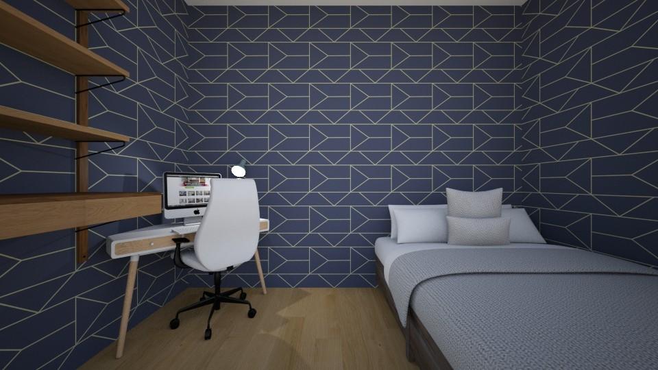 mia bed room - by miaroxxxxx