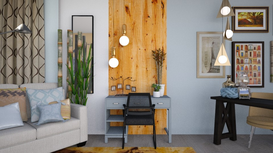 Trendy - Modern - Living room - by Gurns