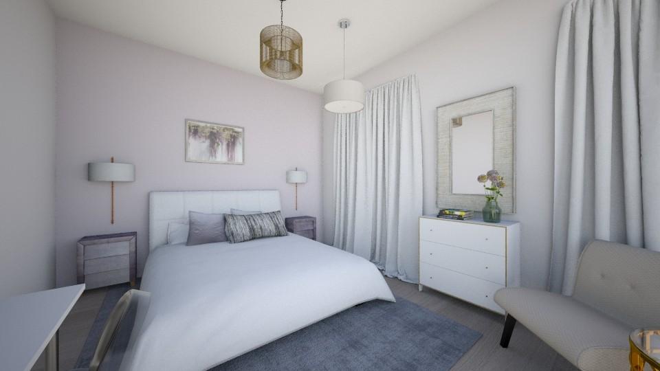 Teenagers rooom - Bedroom - by Ana Mercedes